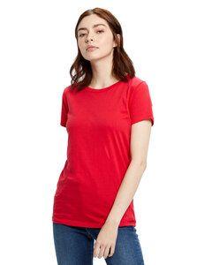 US Blanks US0100 - Ladies Short Sleeve Crew Neck