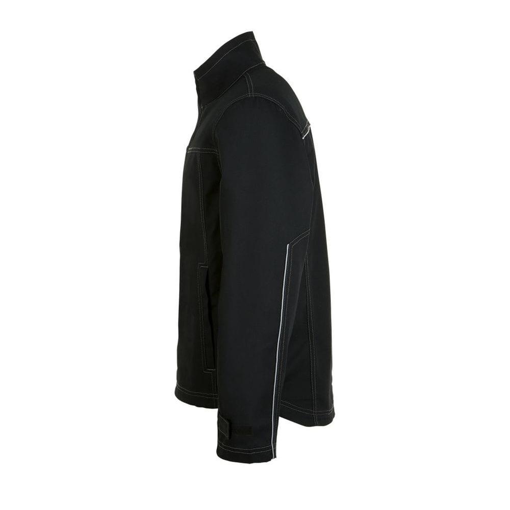 Sol's 01566 - Men's Solid Colour Workwear Jacket Force Pro