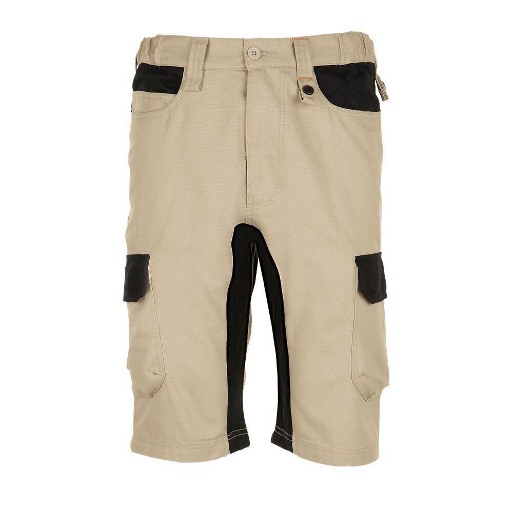 Sol's 01562 - Men's Two Colour Workwear Bermuda Shorts Impulse Pro