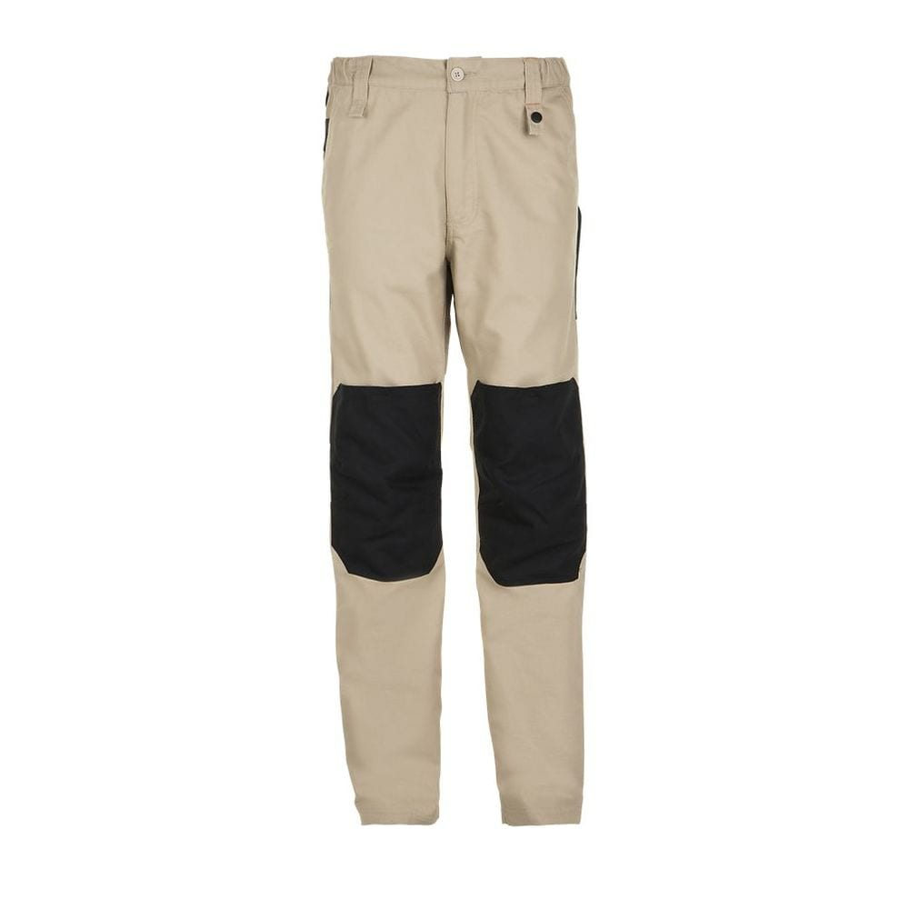 Sol's 01560 - Men's Two Colour Workwear Trousers Metal Pro