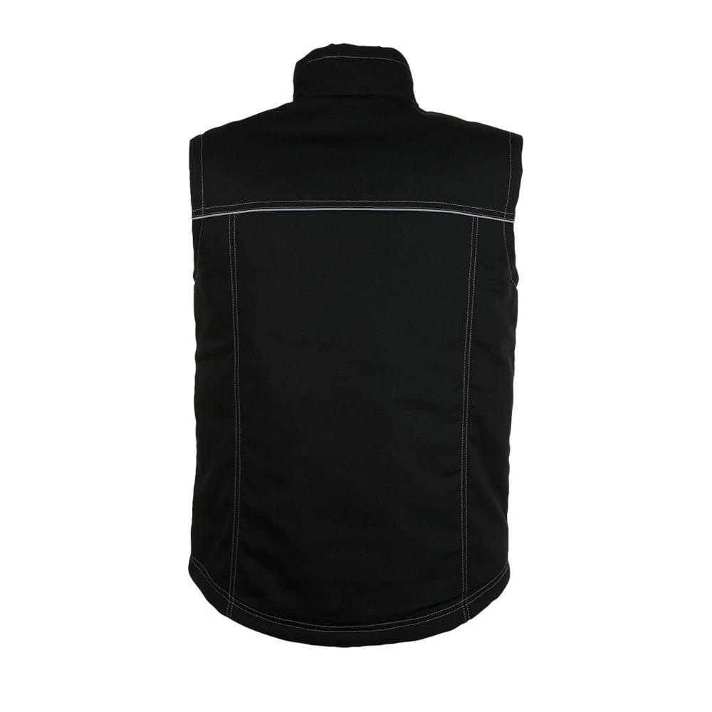 Sol's 01568 - Men's Solid Colour Workwear Bodywarmer Worker Pro