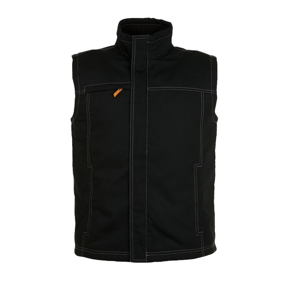 Sol's 01568 - Men's Solid Colour Workwear Bodywarmer Worker Pro