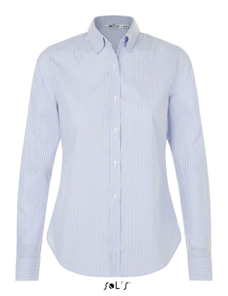 Sol's 01651 - Beverly Women's Striped Shirt