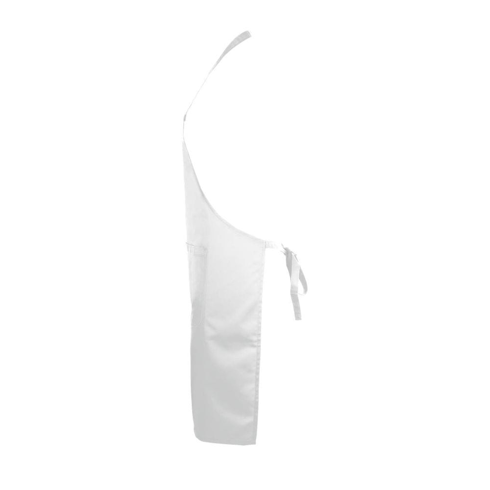 Sol's 01744 - Long Apron With Pocket Gramercy