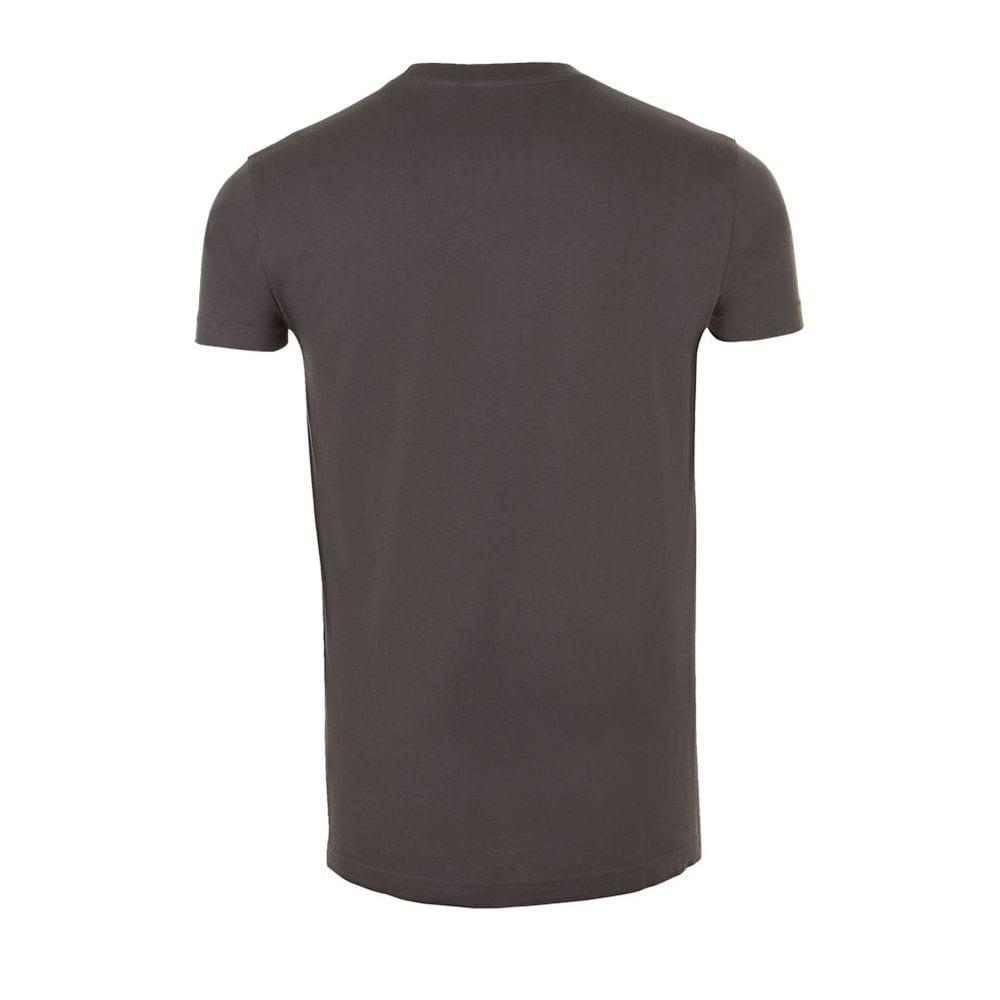 Sol's 00580 - Camiseta Ajustada Hombre Cuello Redondo Imperial Fit