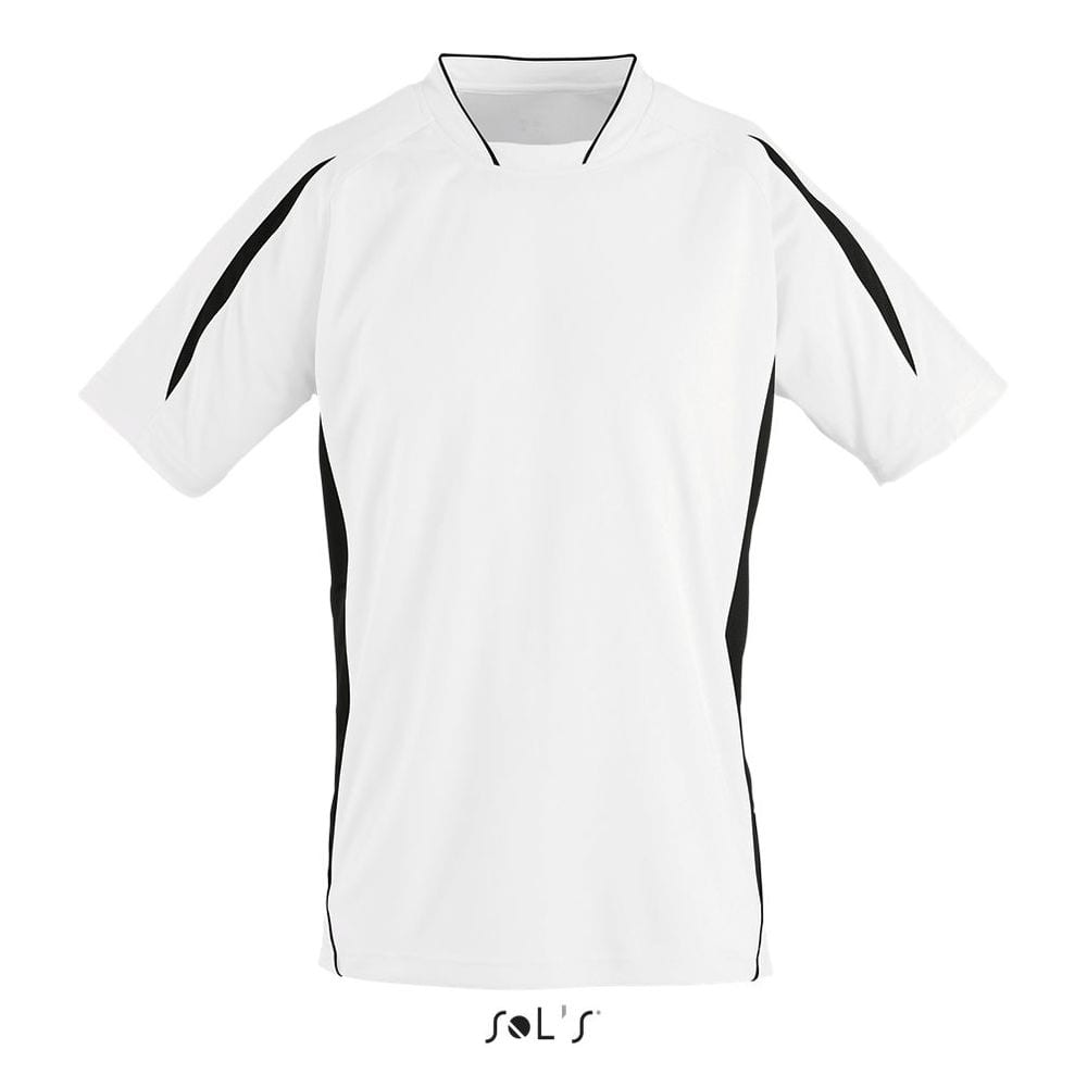 Sol's 01638 - Adults' Finely Worked Short Sleeve Shirt Maracana