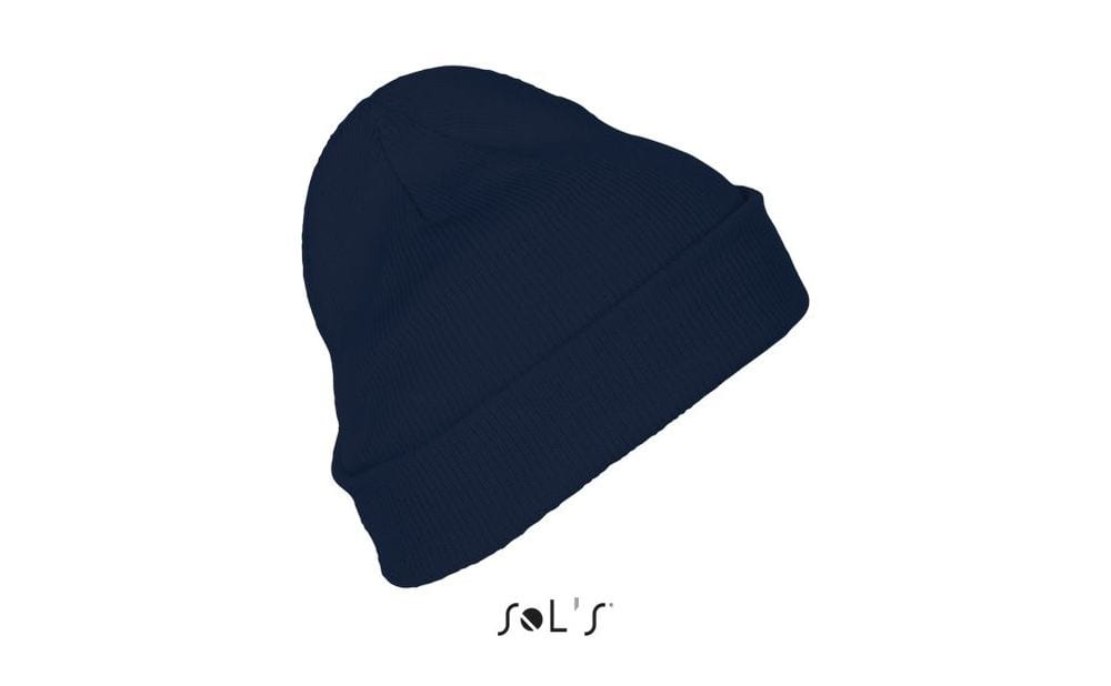 Sol's 01664 - Solid Colour Beanie With Cuffed Design Pittsburgh