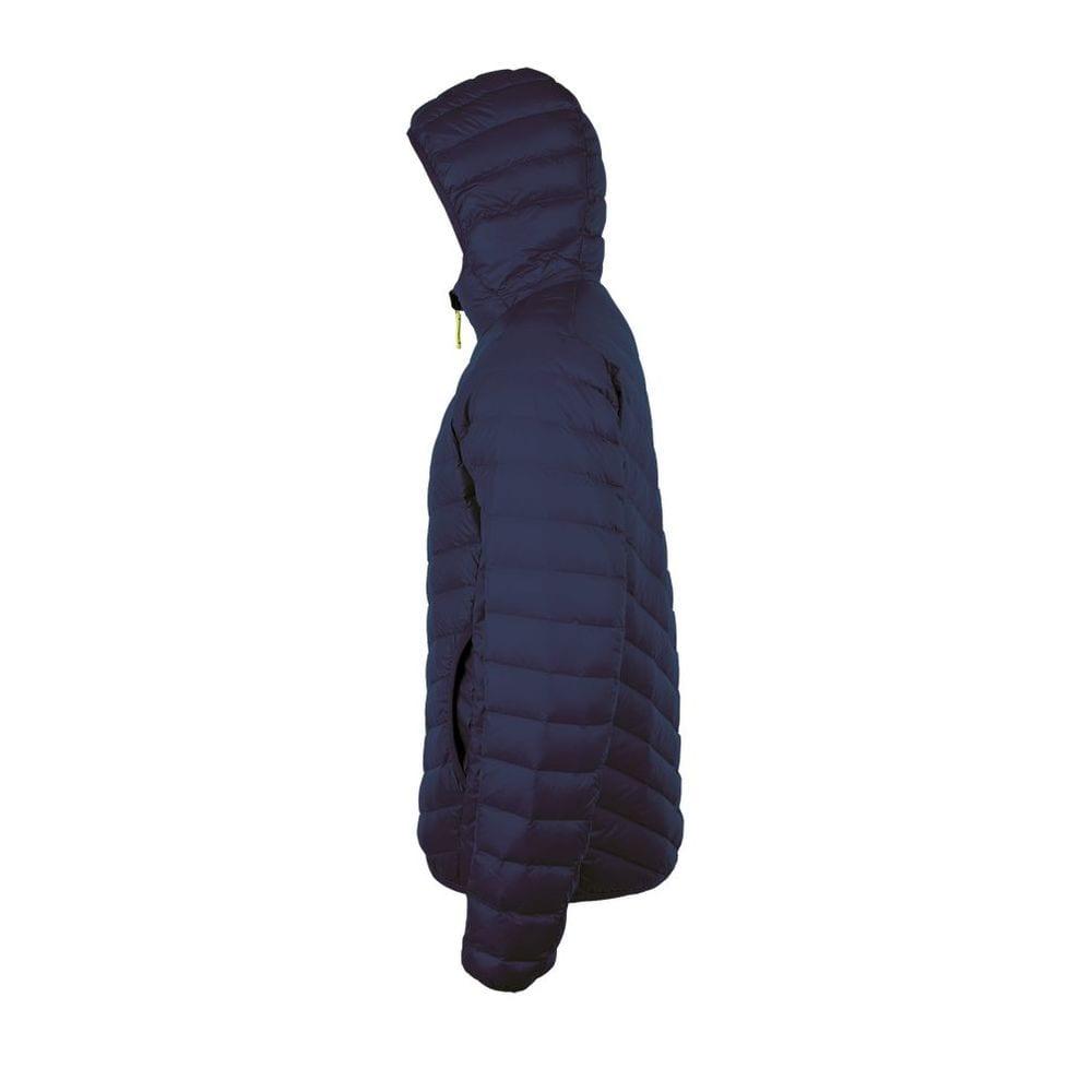 Sol's 01620 - Men's Light Hooded Padded Jacket Ray
