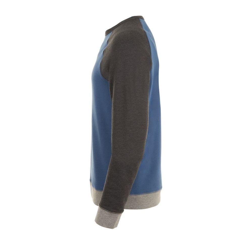 Sol's 01700 - Unisex Three Colour Sweatshirt Sandro