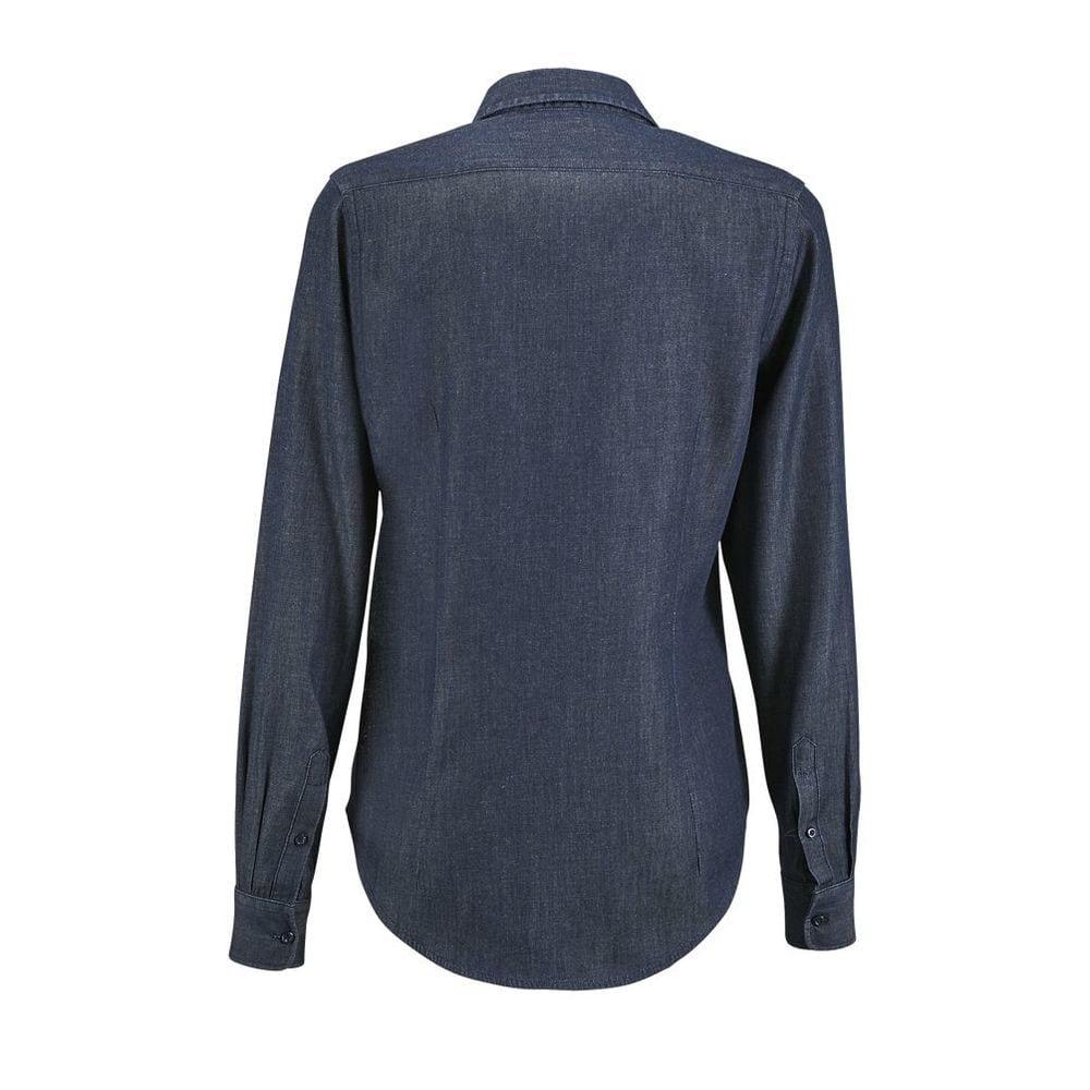 Sol's 02101 - Barry Women's Denim Shirt