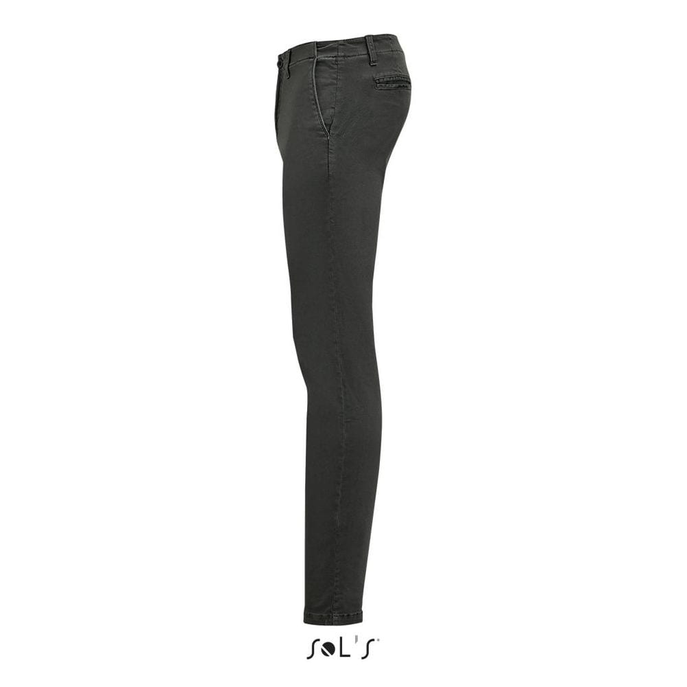 Sol's 02120 - Men's Chino Trousers Jules Length 35