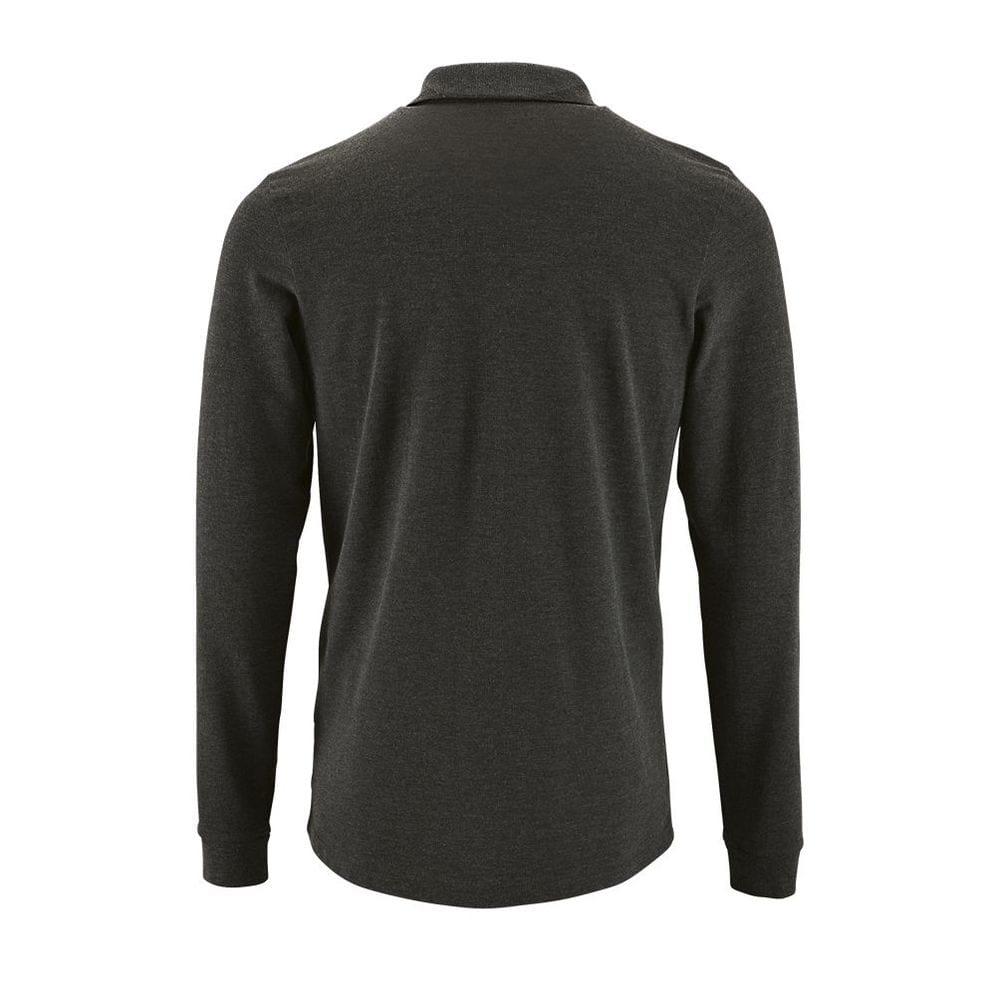 Sol's 02087 - Heren Pique Poloshirt Perfect Lsl Men