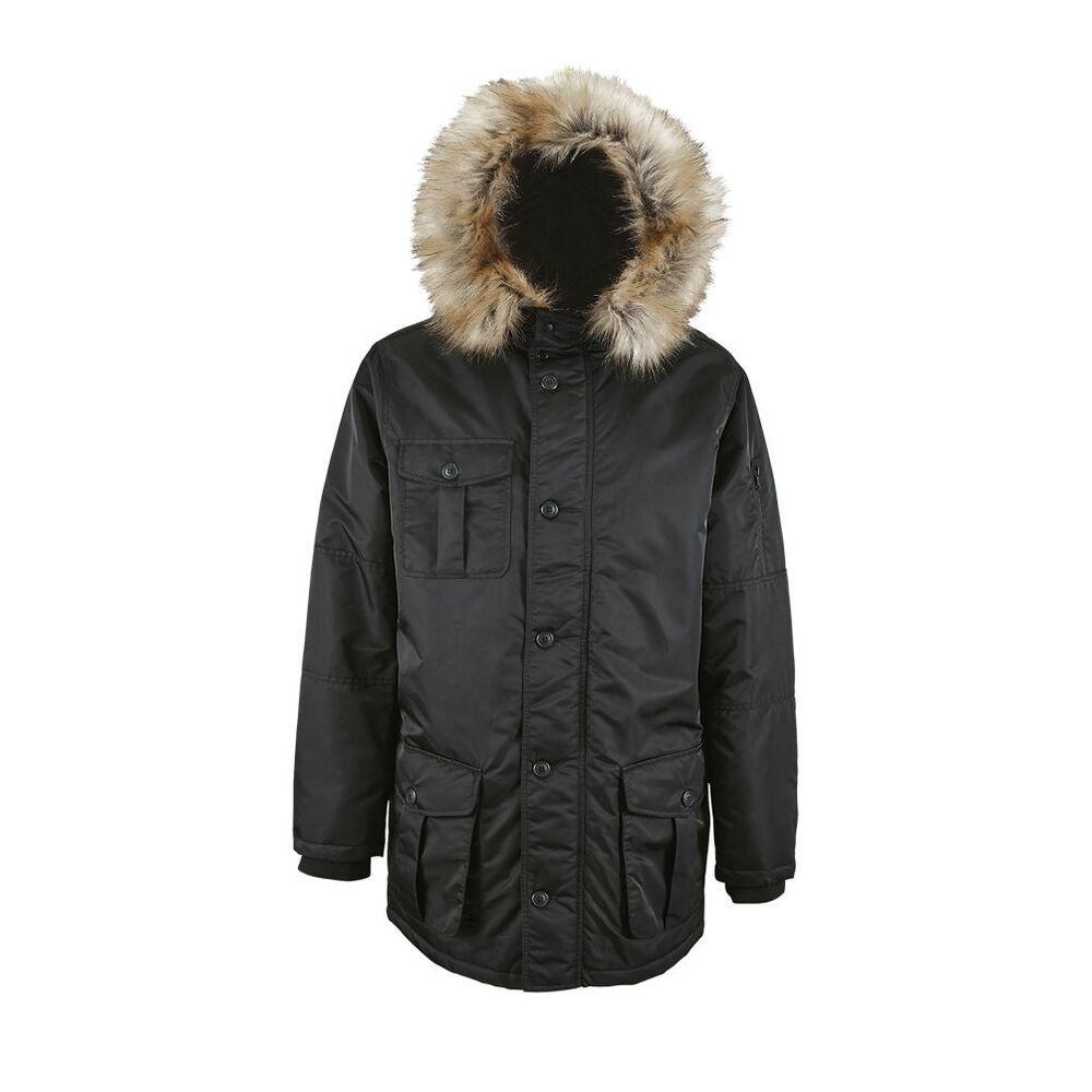 Sol's 02108 - Ryan Men's Warm And Waterproof Jacket