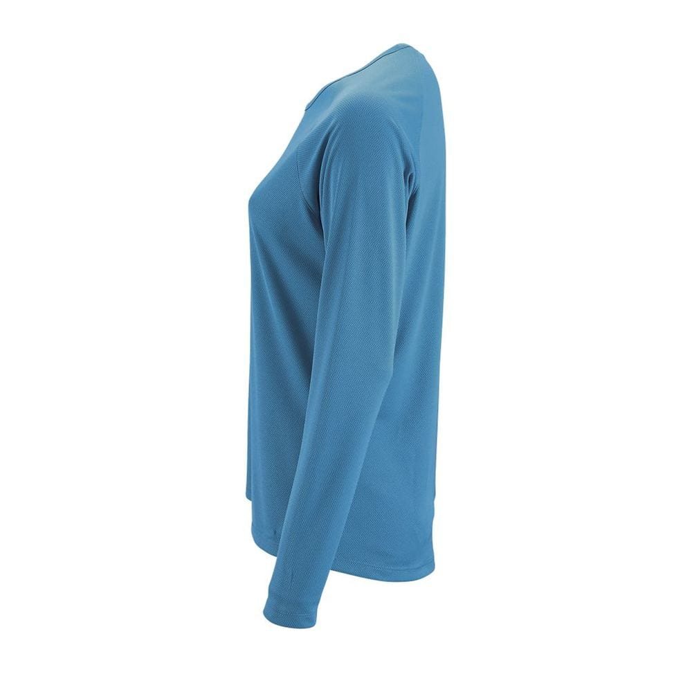 Sol's 02072 - Women's Long Sleeve Sports T Shirt Sporty Lsl