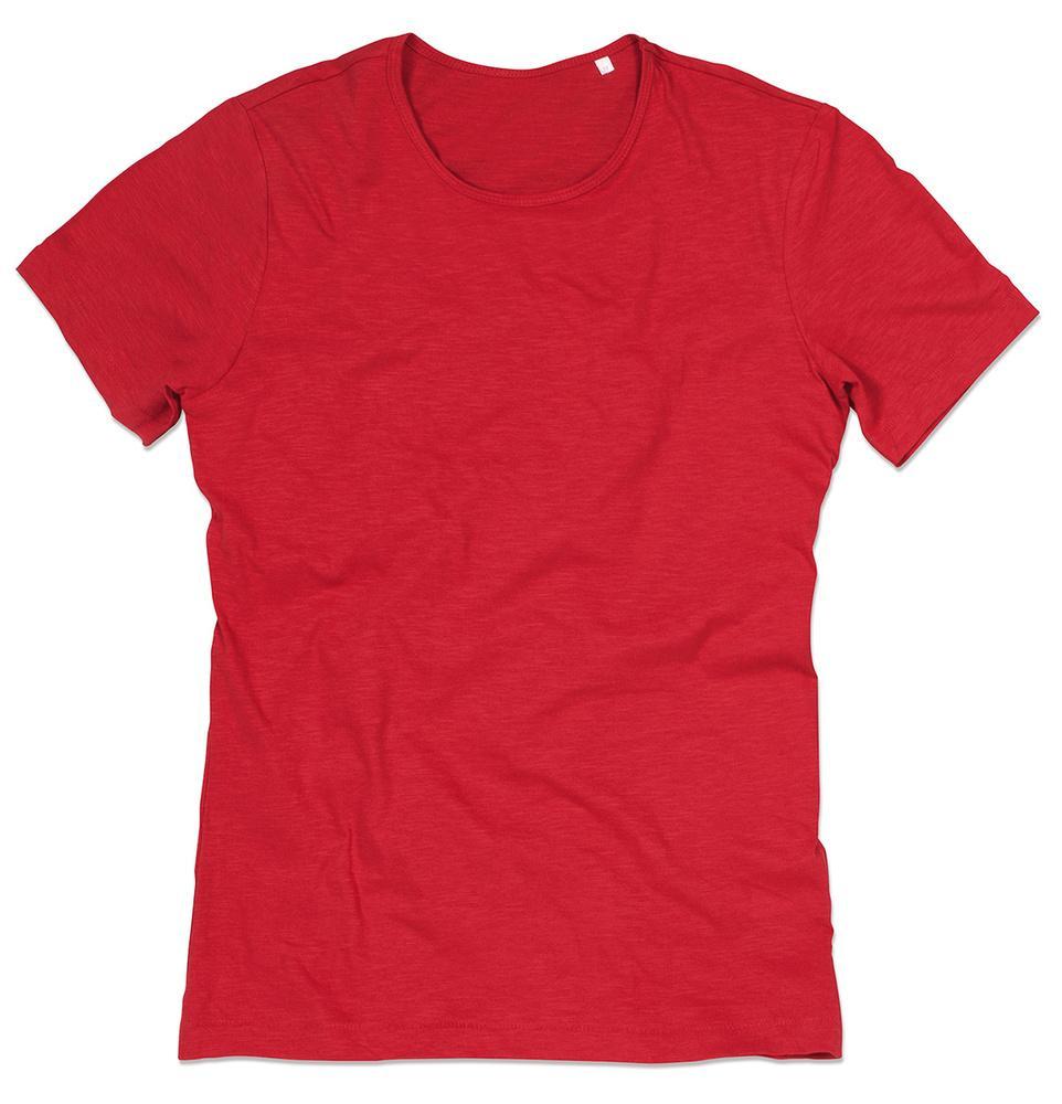 Stedman ST9400 - T-Shirt Shawn  Slub Crew Neck
