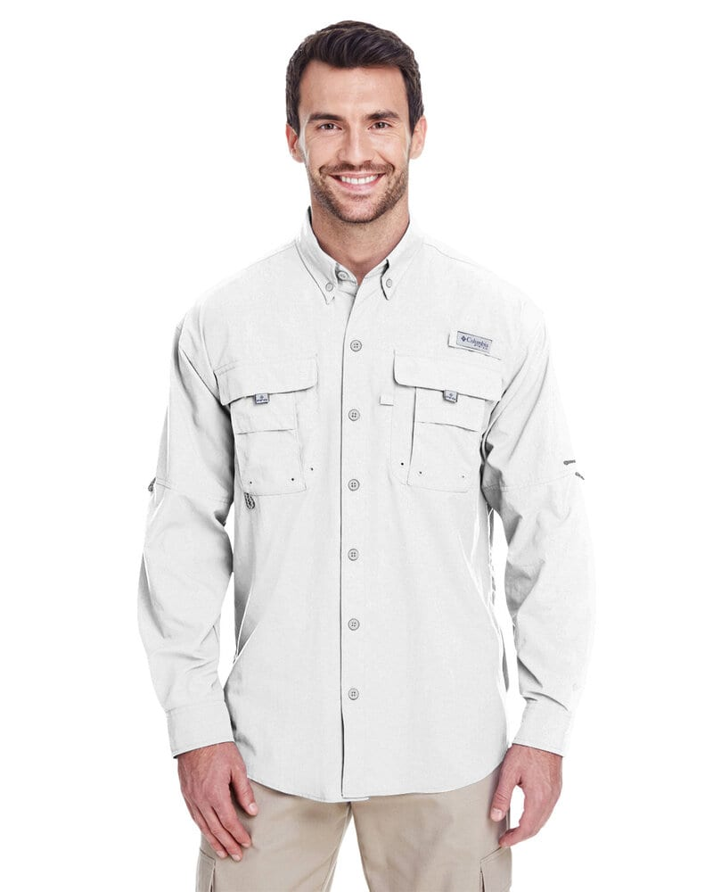 Columbia 7048 - Men's Bahama II Long-Sleeve Shirt