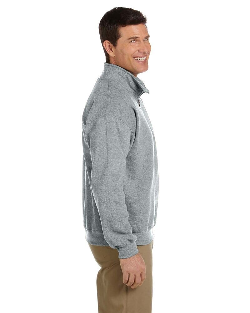 Gildan G188 - Heavy Blend™ Adult  13.3 oz./lin. yd. Vintage Cadet Collar Sweatshirt