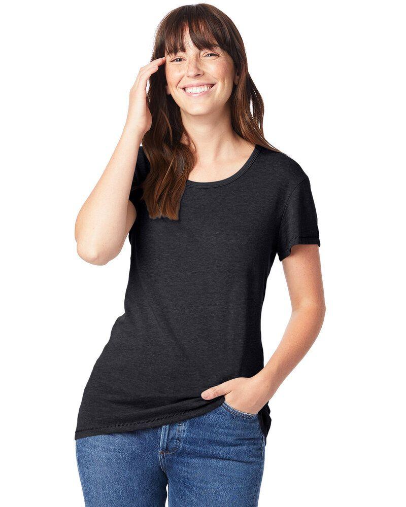Alternative Apparel 05052BP - T-shirt Keepsake en jersey vintage pour femme