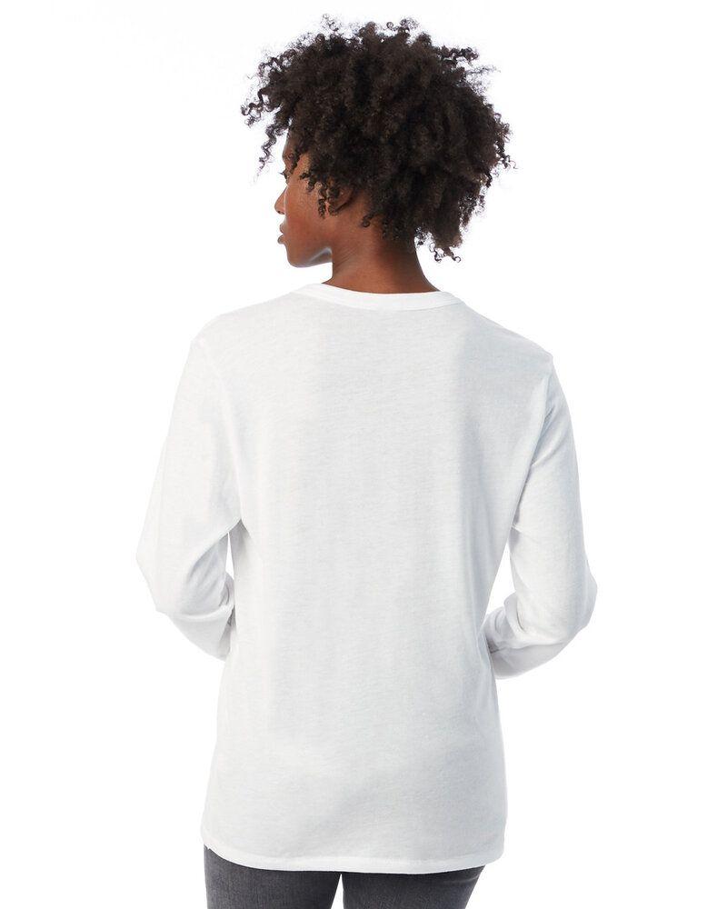 Alternative Apparel 5100BP - Men's Vintage Jersey Keeper Long-Sleeve