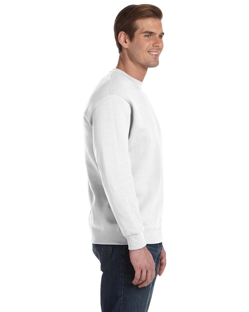 Gildan G120 - Polo en Dryblend® pour adultes, 15 oz/longueur, 50/50. Yd., 50/50 Fleece Crew
