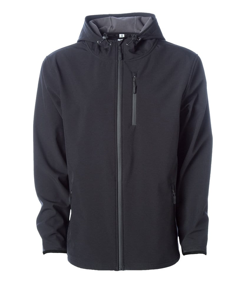 Independent Trading Co. EXP35SSZ - Men's Poly-tech Soft Shell Jacket