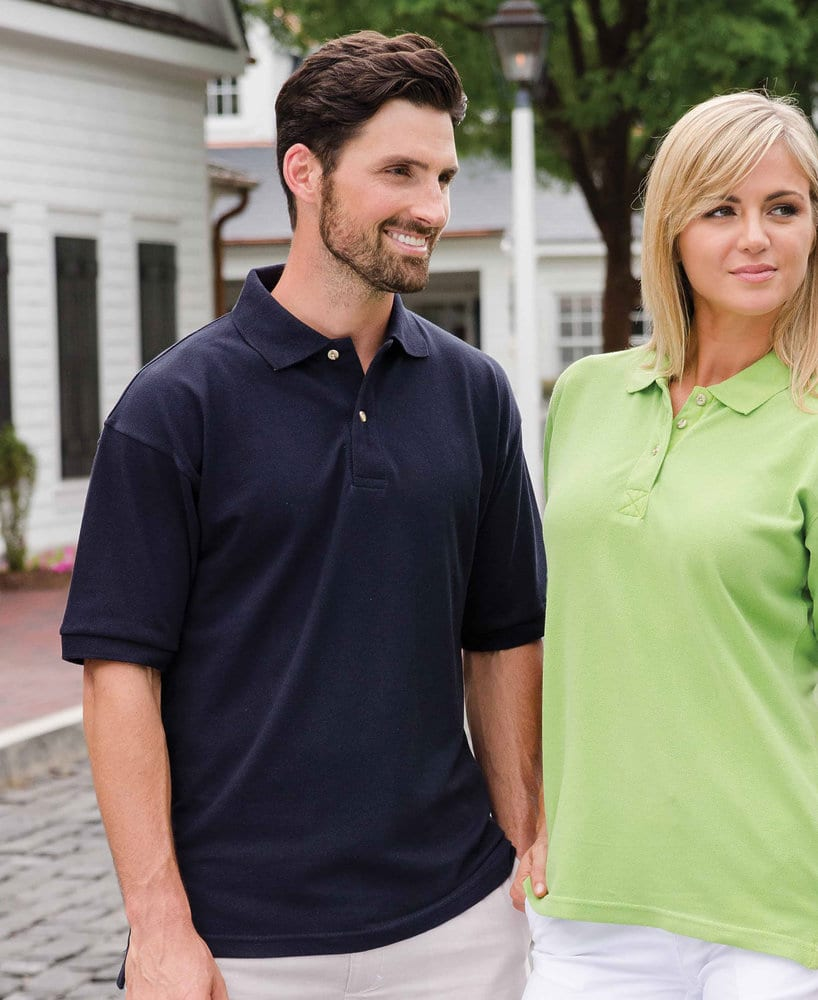 Whispering Pines WP7001 - Inner Harbor Adult Mainsail Pique Sport Shirt