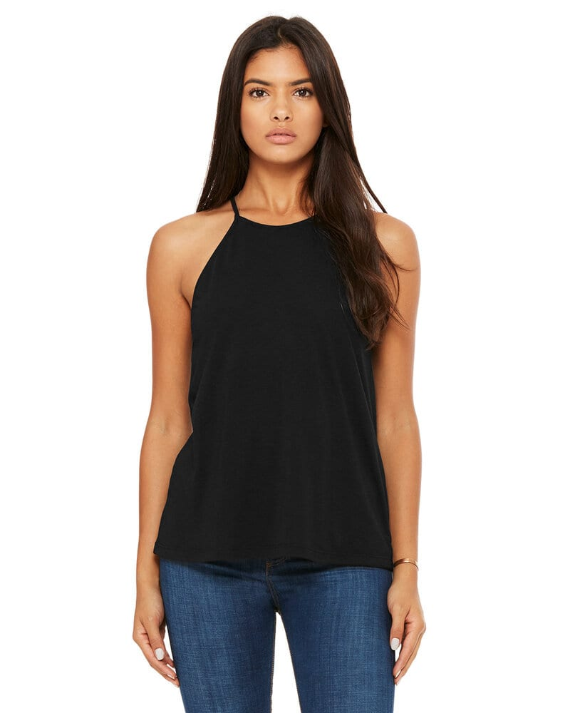 BELLA+CANVAS B8809 - Women's Flowy High Neck Tank