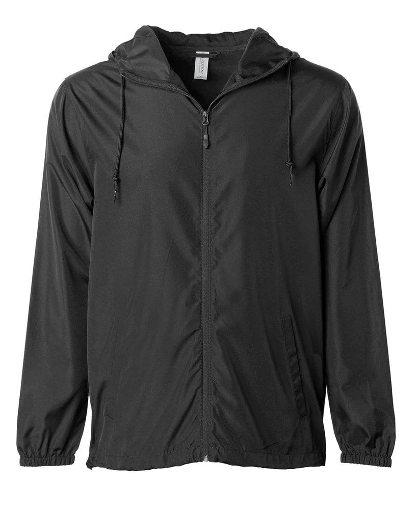 Independent Trading Co. EXP54LWZ - Adult Lightweight Windbreaker Jacket
