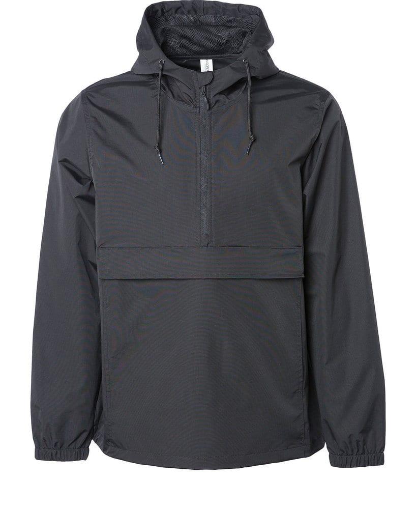 Independent Trading Co. EXP94NAW - Adult Anorak Windbreaker Jacket