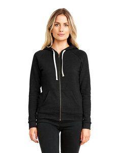 Next Level NL9603 - Womens PCH Raglan Zip Hood