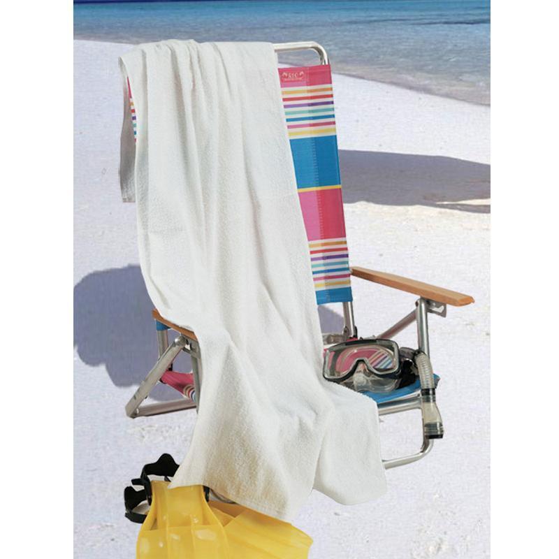 Q-Tees Q3060 - Beach Towel, Terry / Terry