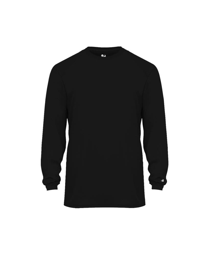 Badger BG2104 - Youth B-Core Long Sleeve Tee