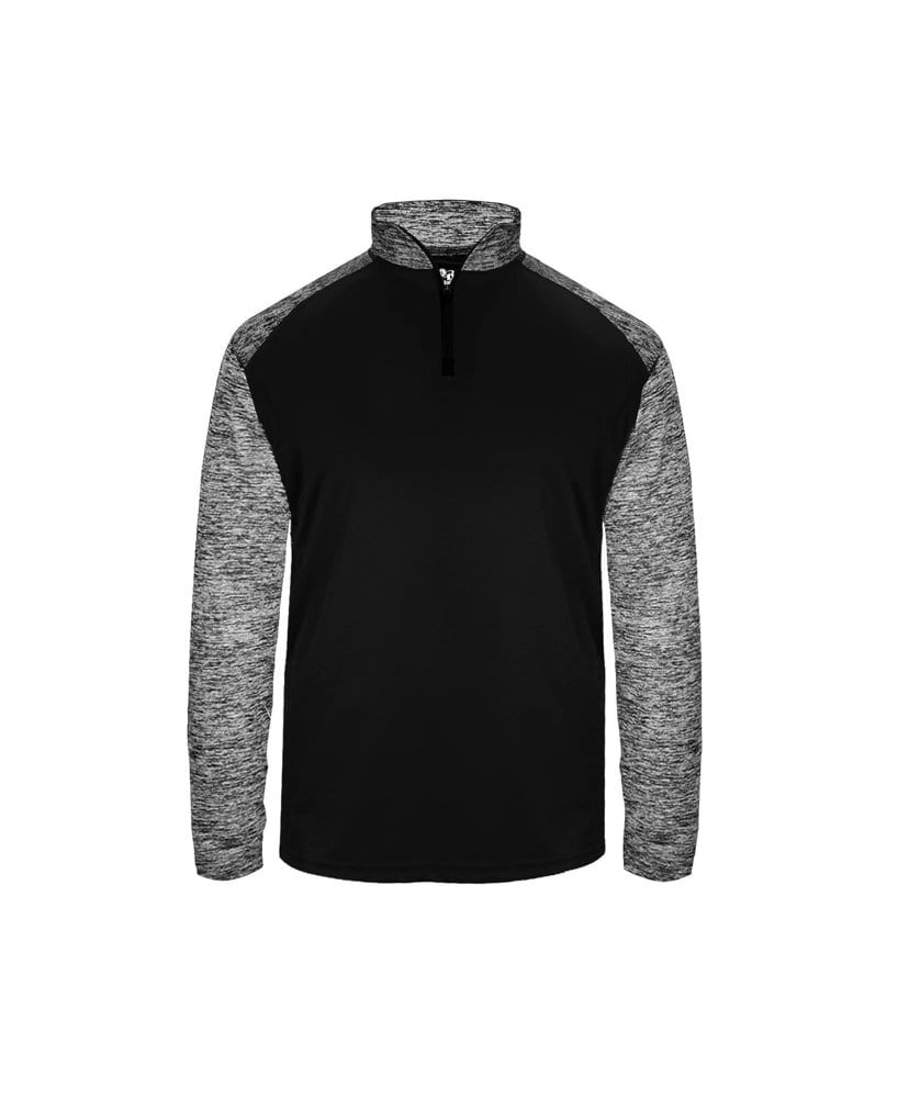 Badger BG4197 - Adult Sport Blend 1/4 Zip