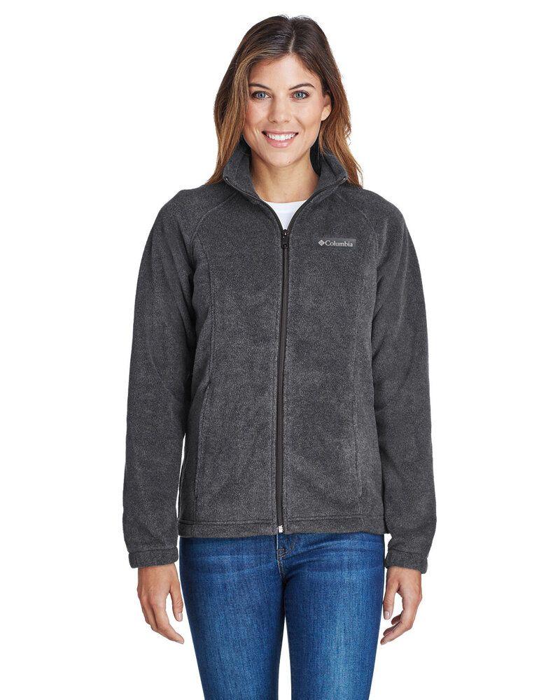 Columbia 6439 - Ladies Benton Springs Full-Zip Fleece