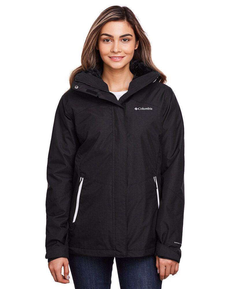 Columbia 1799241 - Ladies Bugaboo II Fleece Interchange Jacket