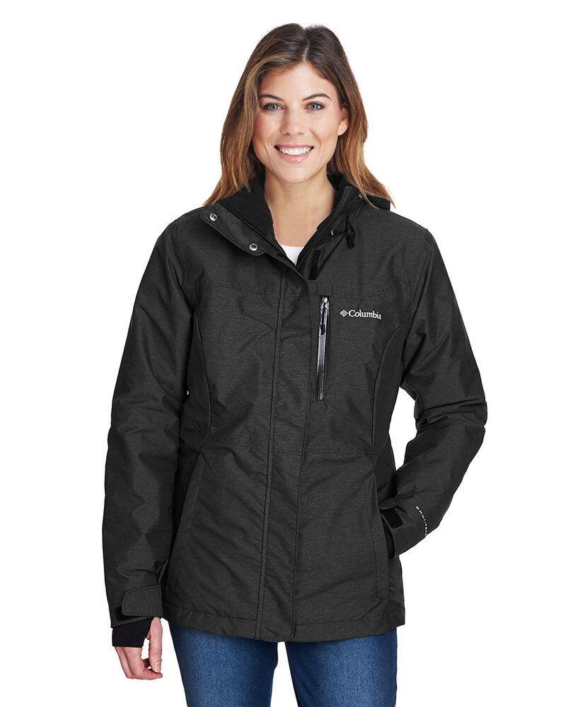 Columbia 1562241 - Ladies Alpine Action Oh Jacket