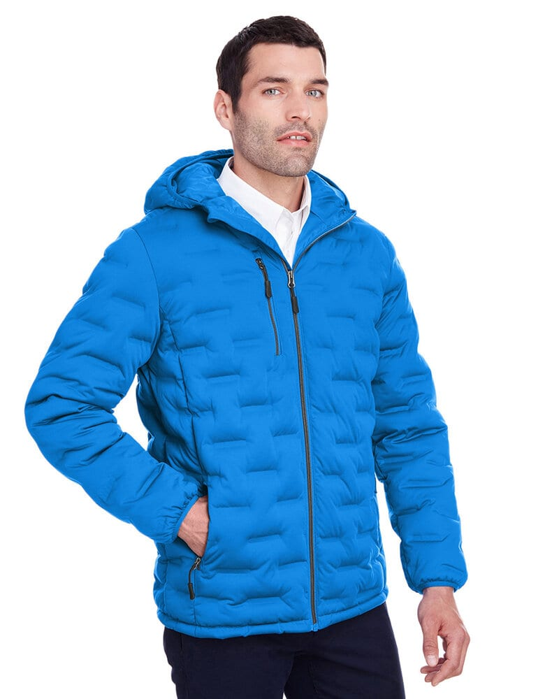 North End NE708 - Men's Loft Puffer Jacket