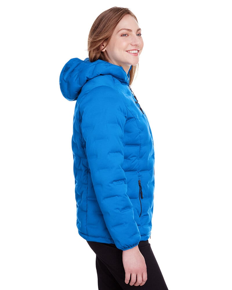 North End NE708W - Ladies Loft Puffer Jacket
