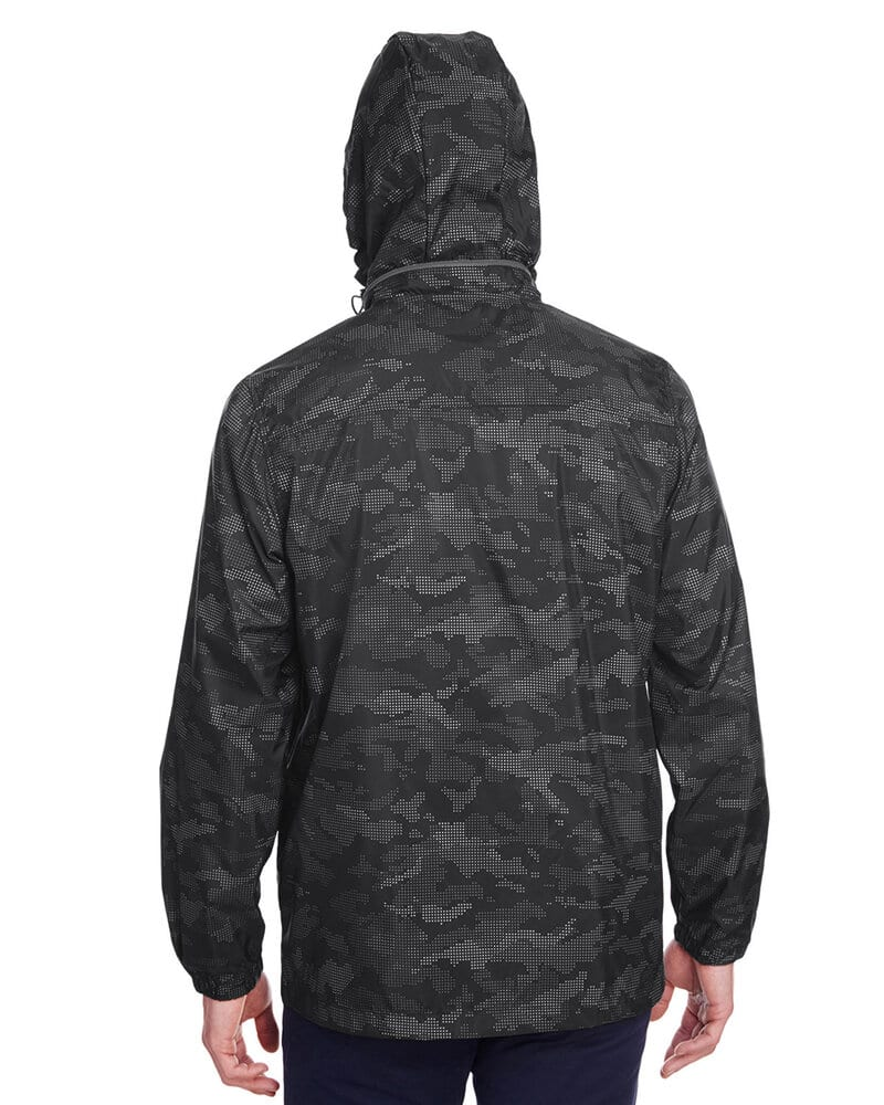 North End NE711 - Men's Rotate Reflective Jacket