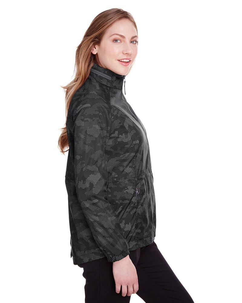 North End NE711W - Ladies Rotate Reflective Jacket