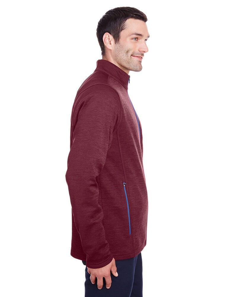North End NE712 - Men's Flux 2.0 Full-Zip Jacket