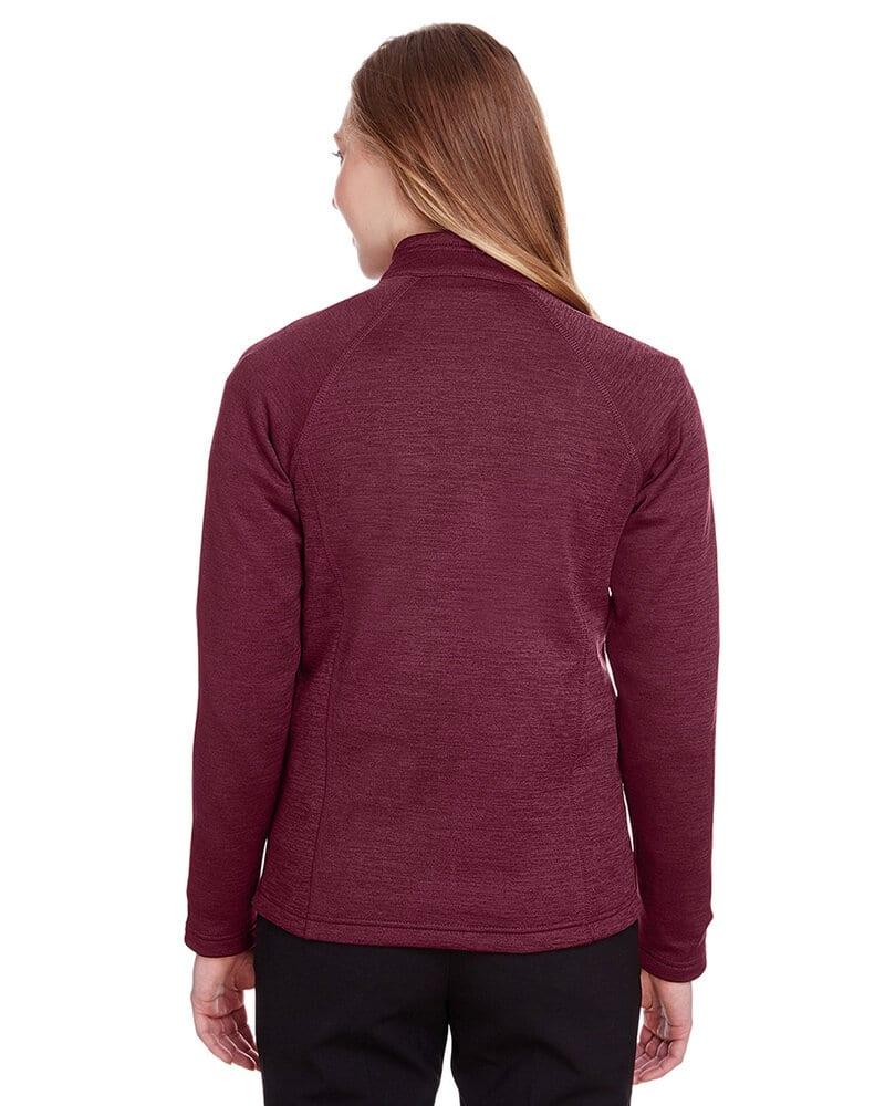 North End NE712W - Ladies Flux 2.0 Full-Zip Jacket