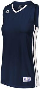 Russell 4B1VTX - Ladies Legacy Basketball Jersey
