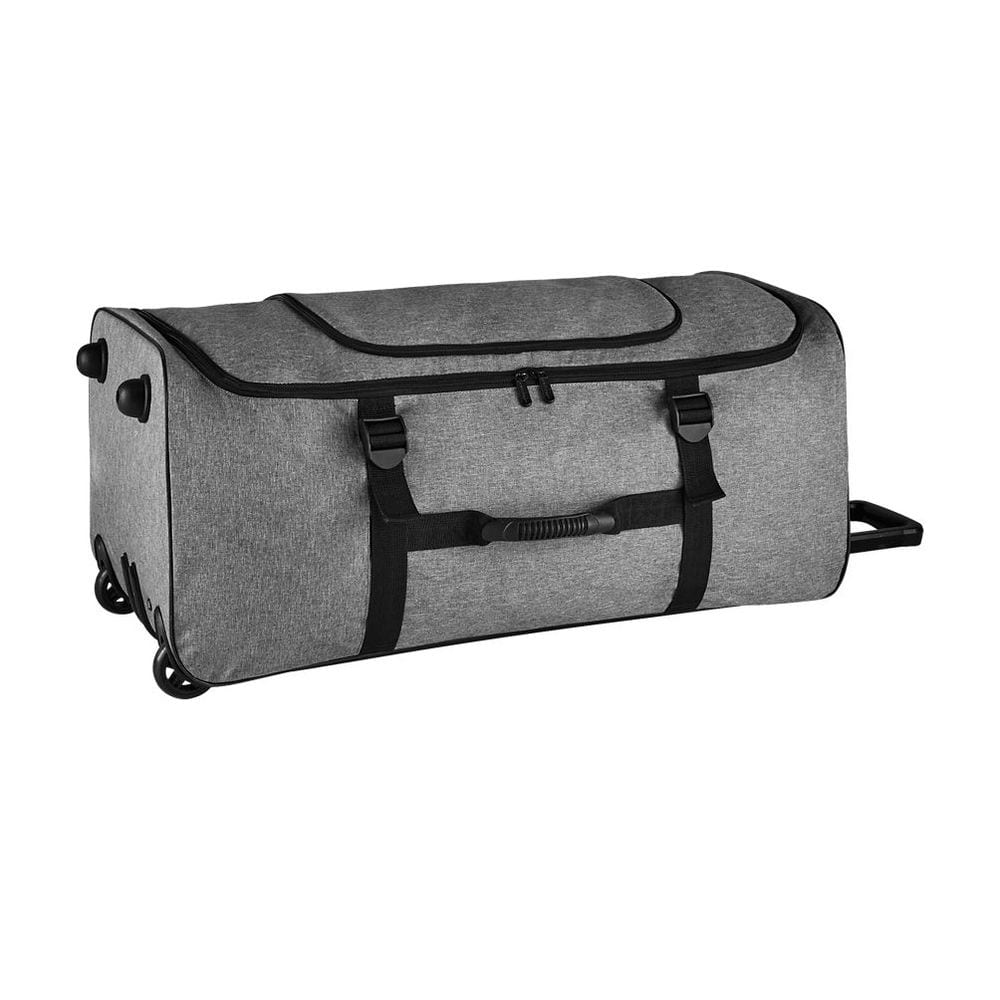 Sol's 02925 - Large Trolley Suitcase Globe Trotter 79