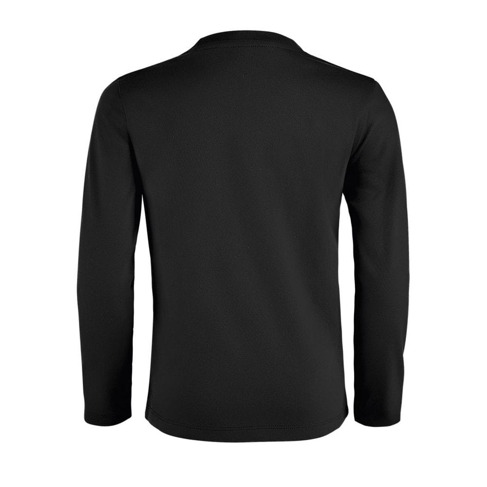 Sol's 02947 - Kids' Long Sleeve T Shirt Imperial Lsl