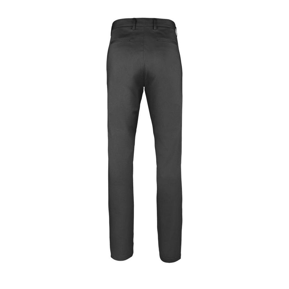 Sol's 02917 - Men'S Satin Stretch Trousers Jared