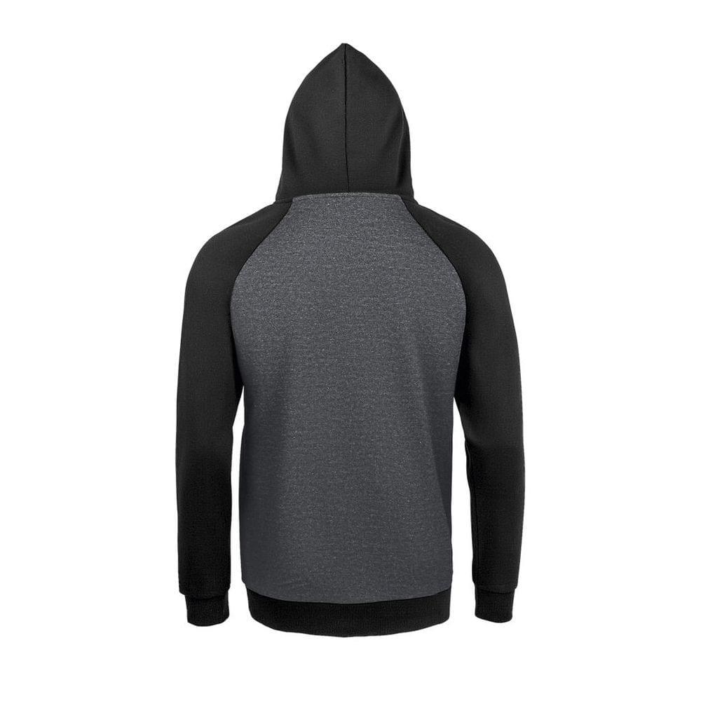 Sol's 02998 - Unisex Two Colour Sweatshirt Seattle