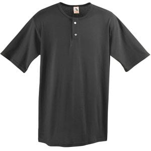 Augusta Sportswear 580 - Two Button Baseball Jersey