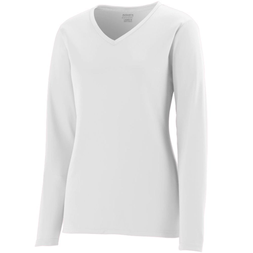 Augusta Sportswear 1788 - Ladies Long Sleeve Wicking T Shirt