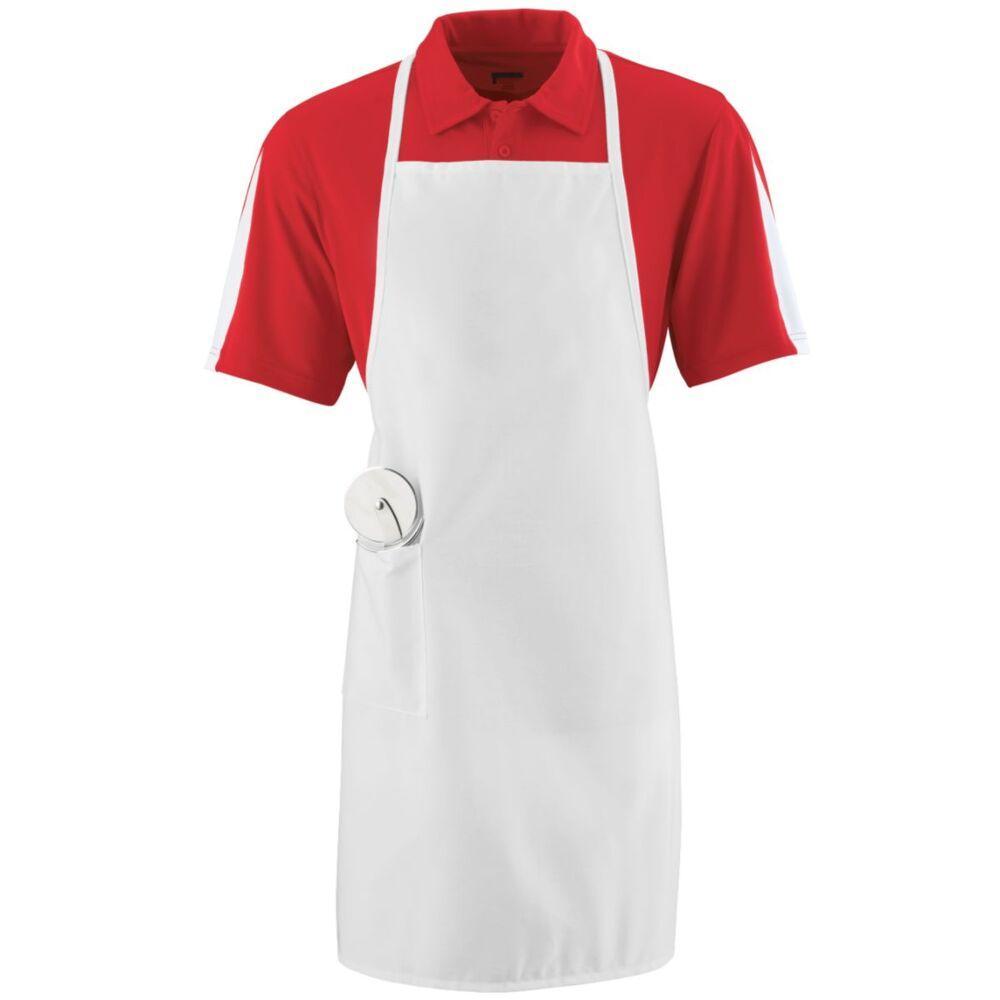 Augusta Sportswear 2070 - Long Apron With Pockets